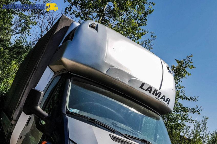 Zabudowy i kabiny LAMAR – opinie Czytelników dostawczakiem.pl