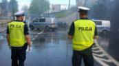 17-latek i 14-latek dostawczakiem uciekali przed policją