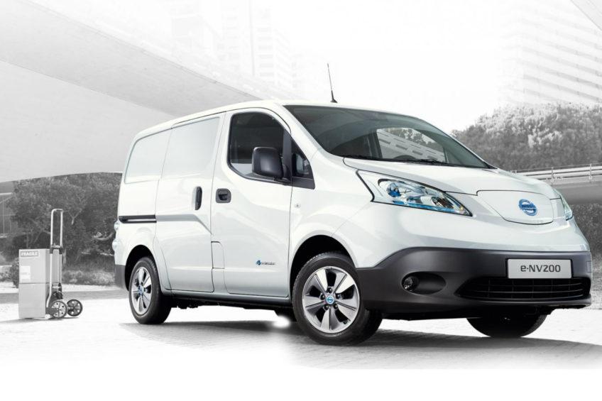 Nissany e-NV200 dla Poczty Polskiej – 20 furgonów na prąd