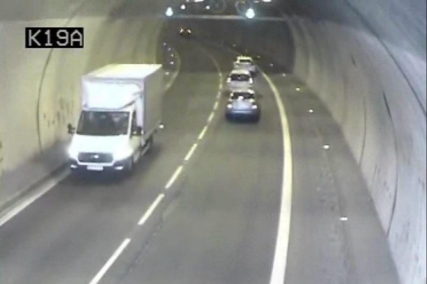 Hyundai H350 jechał pod prąd autostradą D1 – Czesi szukają kierowcy