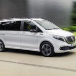 Mercedes-Benz EQV w seryjnej produkcji. Do 8 miejsc i 405 km zasięgu