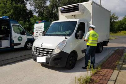 W Łodzi wyłapywali przeciążone busy – Masterka ważyła 7,5 tony