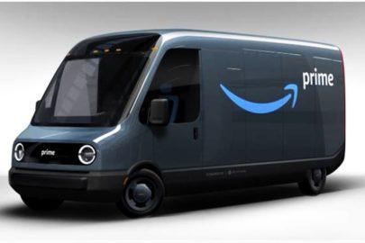 100 000 elektrycznych furgonów Rivian dla Amazona