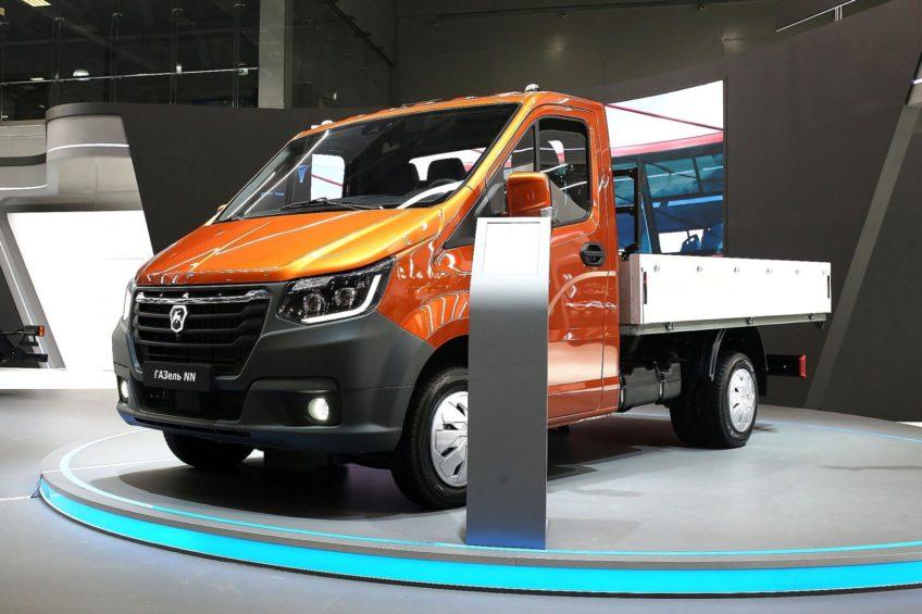 GAZ Gazela NN – facelifting i ponad 30 układów asystujących kierowcy