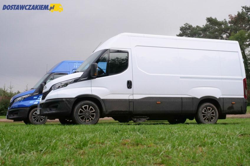 Iveco Daily 2019 – pierwsza jazda nowymi modelami (zdjęcia, wideo)