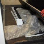 Mercedes Citan i ukryte 50 kg ecstasy za 10 milionów zł