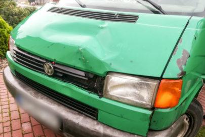 Volkswagenem T4 potrącił 16-latkę – miał zabrane prawo jazdy