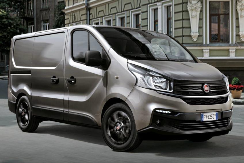 Fiat Talento MY2020 – nowe silniki 2.0 EcoJet z mocą do 170 KM