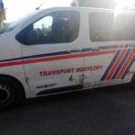 Kierowca BMW uderzył w Peugeota Experta – miał ponad 4 promile