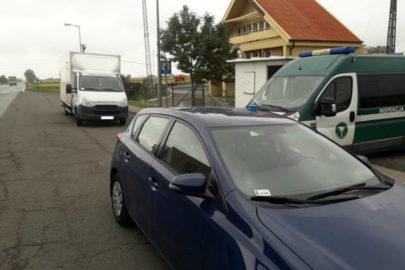 Na DK 92 nieoznakowany radiowóz ITD wyłapywał przeciążone busy