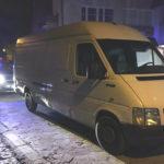 Pościg za skradzionym VW LT po Lublinie – kierowca był pijany