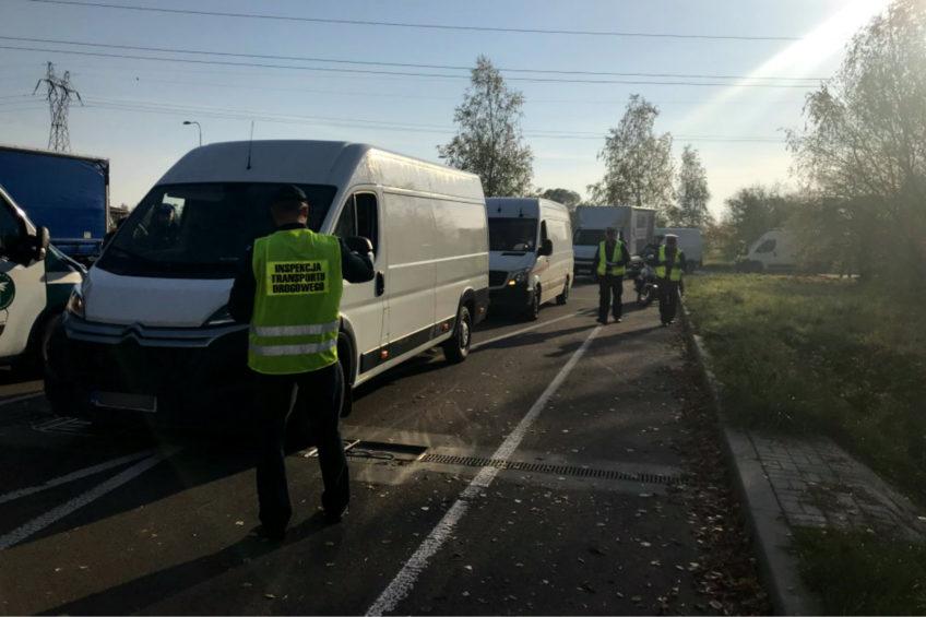 Wielka akcja lubelskiego ITD i policji – zważono 246 busów