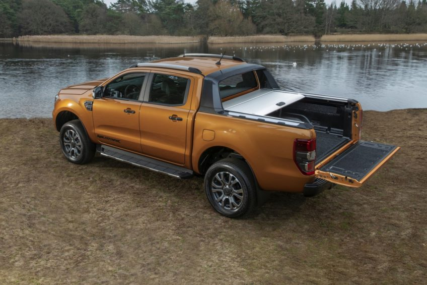Ford Ranger z tytułem International Pick-up Award 2020