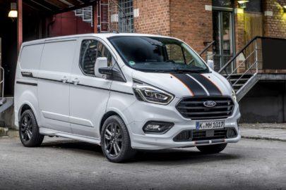 International Van of the Year 2020 dla hybryd Ford Transit Custom