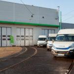MPK Poznań kupiło 8 sztuk Iveco Daily Natural Power na gaz CNG