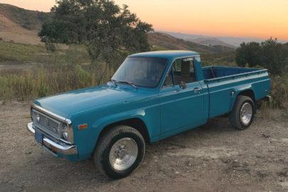 Mazda Rotary Pickup z 1974 roku sprzedana za 15 250 dolarów