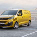 Opel Vivaro-e na rynku od 2020 roku – zasięg do nawet 300 kilometrów