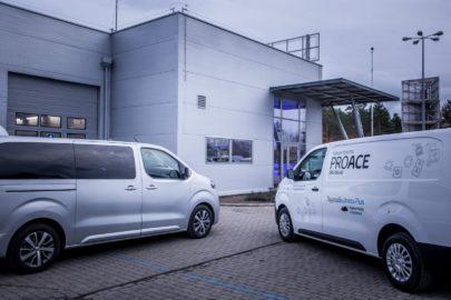 Pierwszy salon sieci Toyota Professional powstał w Sulejówku