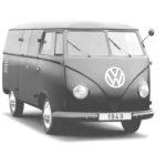 VW Transporter ma 70 lat – pierwsze T1 napędzał boxer o mocy 25 KM