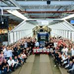 200 000 samochodów z zakładów Volkswagen Września