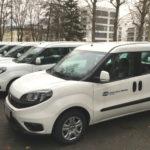 Fiat Doblò dla PKP – 78 aut napędza silnik 1.6 MultiJet 105 KM