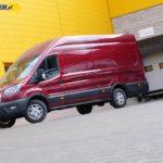 Test: Ford Transit 2.0 EcoBlue 185 KM – furgon L4H3 (wideo, zdjęcia)
