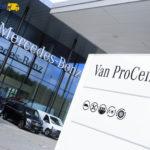 Van ProCenter – salony dedykowane dostawczym Mercedesom