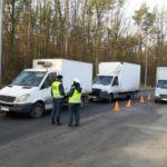 Dwóch pijanych kierowców busów wpadło na ważeniu w Szczecinie