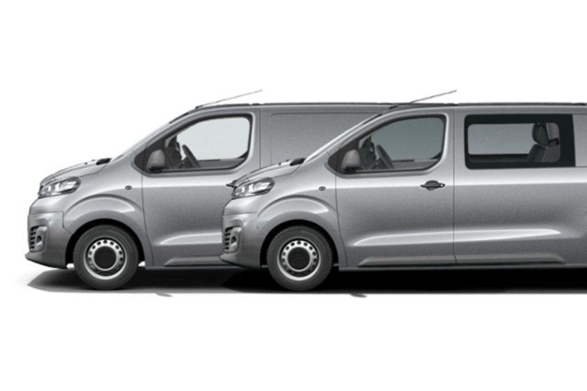 Opel Vivaro C i Zafira Life do serwisów. Problemem przewody paliwowe