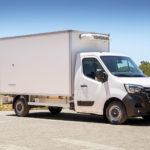 Renault Master liderem rynku samochodów dostawczych w 2019 roku