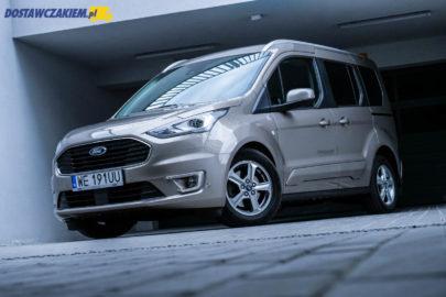 Test: Ford Tourneo Connect 1.5 EcoBlue – po lifcie (wideo, zdjęcia)