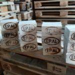 Pod Kaliszem podrabiał palety EPAL – grozi mu do 2 lat więzienia