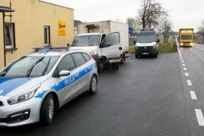 Przeładowane Renault Mascott i niezgodny stan licznika