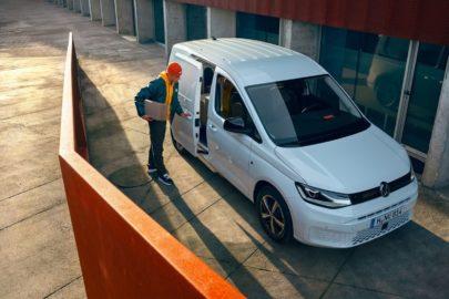 Volkswagen Caddy V – dane techniczne, nowe systemy bezpieczeństwa