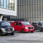 Mercedes Vito 2020 – silniki OM 654 i nowe systemy bezpieczeństwa