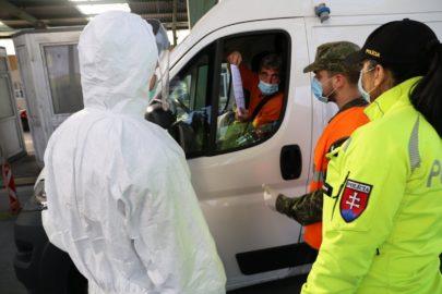Słowacja odwołała zakaz wjazdu samochodów powyżej 7500 kg