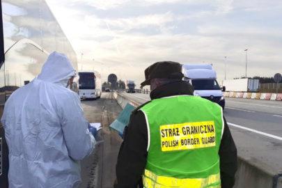 Transport towarów zwolniony z kontroli granicznej i sanitarnej