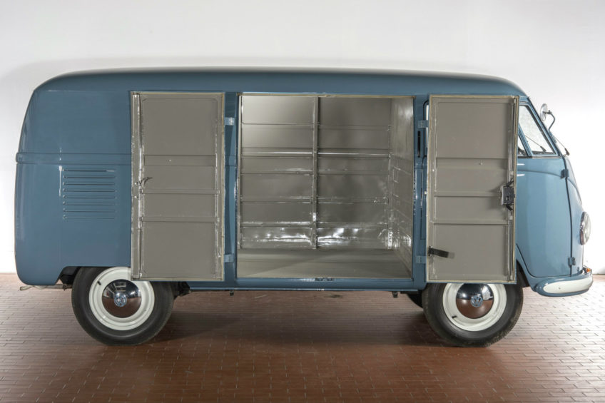 VW Transporter ma 70 lat – produkcja ruszyła 8 marca 1950 roku