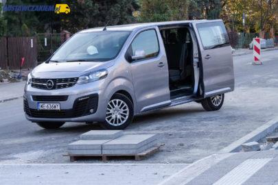 Test: Opel Vivaro C – fabryczna brygadówka (wideo, zdjęcia)