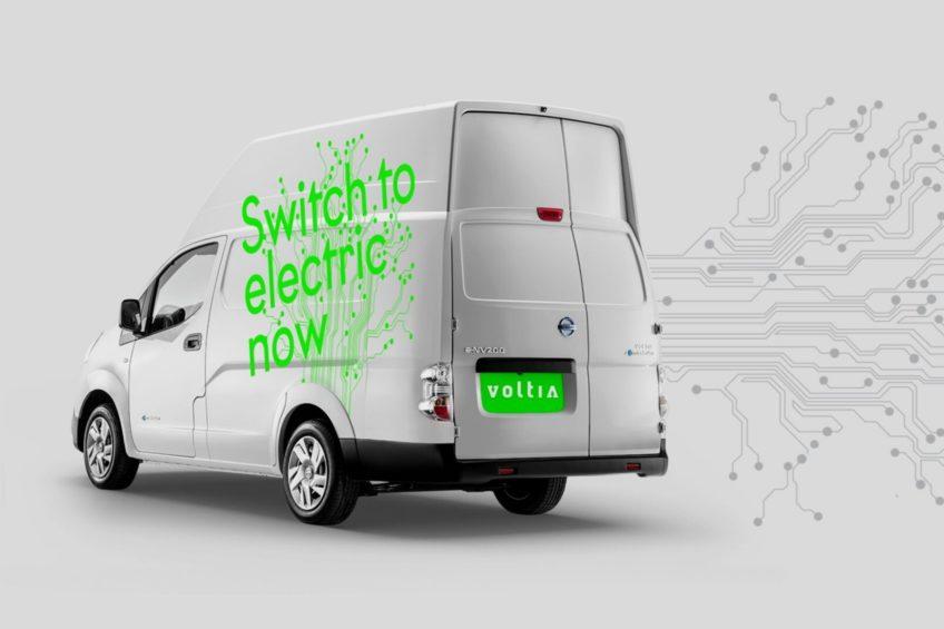 Nissan e-NV200 XL Voltia w Europie – w Polsce też będzie dostępny