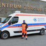 Renault Master z zabudową izotermiczną dla Centrum Zdrowia Dziecka