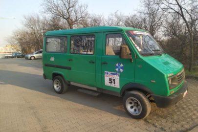 Daewoo Lublin z silnikiem 2.6 V6 180 KM – minibus jest do kupienia