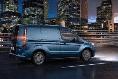 Ford Transit Connect będzie produkowany w zakładach VW Poznań