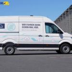 eVAN: do 70 000 zł dla firm na zakup elektrycznego dostawczaka