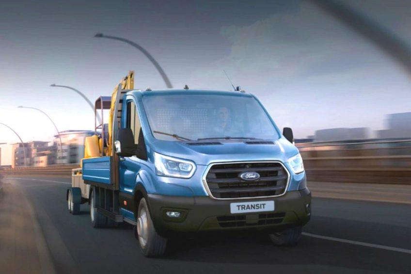 Rejestracje nowych pojazdów dostawczych – maj 2020