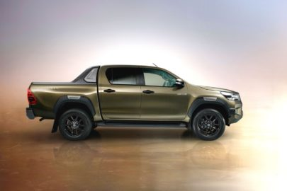 Toyota Hilux 2020 z silnikiem 2.8 204 KM i 3500 kg uciągu na haku