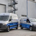 Elektryczne Mercedesy eSprinter i eVito wchodzą na polski rynek