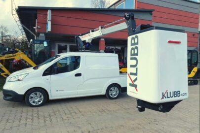 Elektryczny Nissan e-NV200 ze zwyżką – cena 299 000 zł netto
