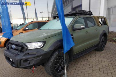 Ford Ranger dla polskiego wojska – 485 sztuk zamiast Nissana Navary