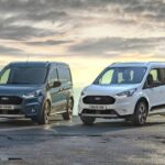 Ford Transit Connect i Tourneo Connect Active jeszcze w 2020 roku